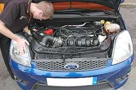 auto-onderhoud ford
