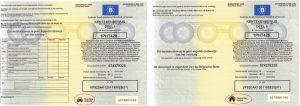 autopapieren kentekenbewijs