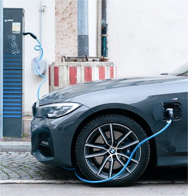 elektrische auto bmw