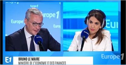 europe1 screenshot nieuws