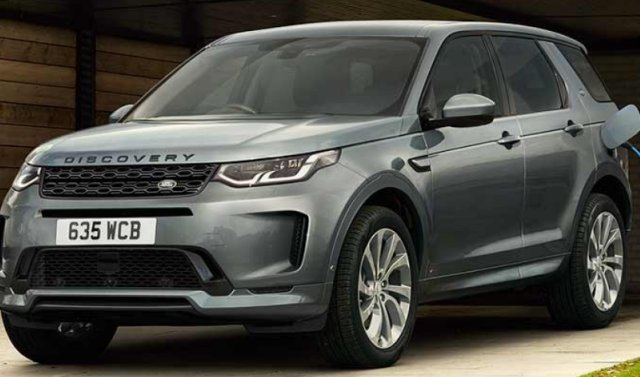 land rover discovery sport 2021 beste suv