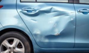 ongevalsauto